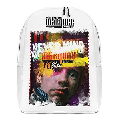 Marquee 'Rotten Punk' Backpack by Skellett