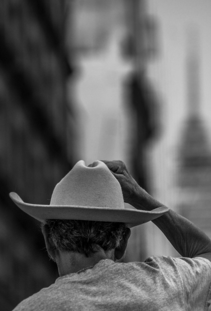 Un cowboy in città