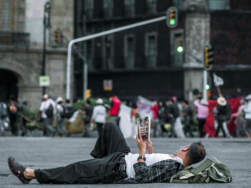 """CARTA DE PRESENTACIÓN Y """"LA CIUDAD PRÓSPERA"""" (CDMX, MÉXICO)."""