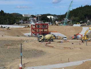 東日本大震災被災地の調査