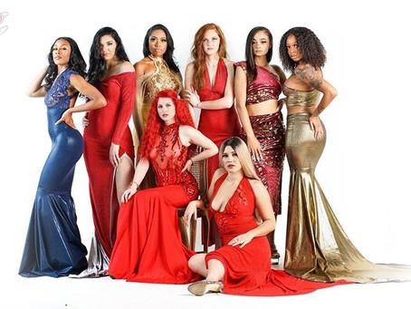 Gina T Fashion: Creating Custom Glamour