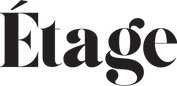 Black Etage logo.