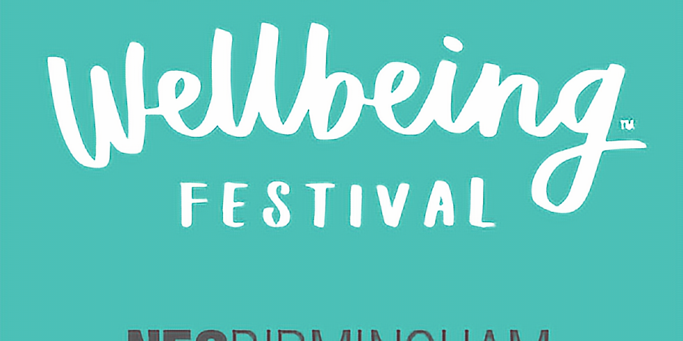 Mind Body Spirit Wellbeing Festival - Birmingham NEC