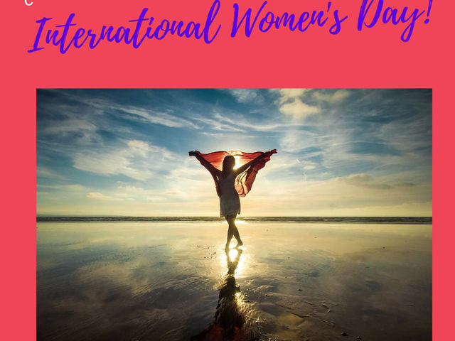 Happy International Women's Day! What's your vision?