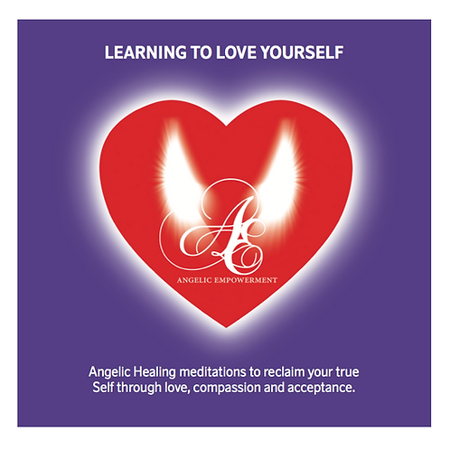 Learning to love yourself CD