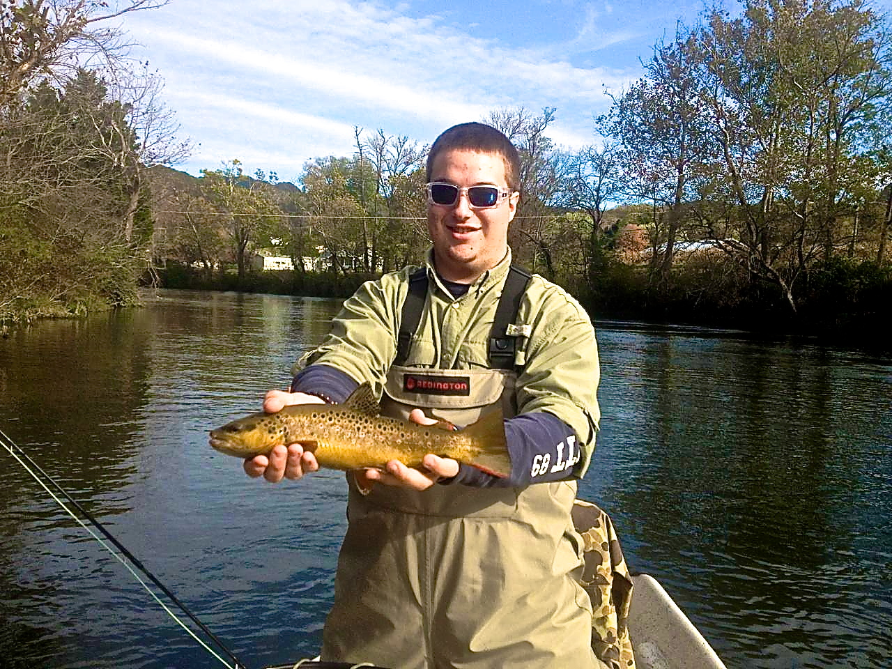 One of many Browns