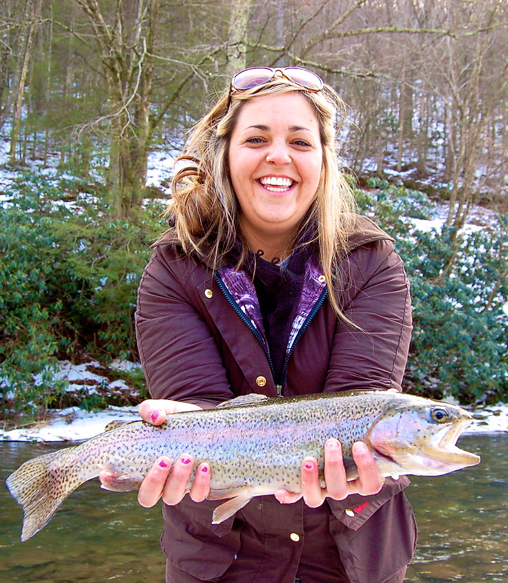Due South Outfitters   Fly Fishing Trips   Boone NC