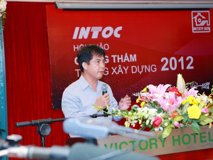 KTS Nguyễn Trường Lưu-PCT Hội KTS TP phá