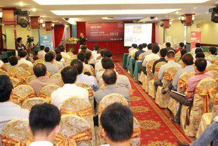 Intoc phối hợp Hội thảo với Hội KTS TPHCM