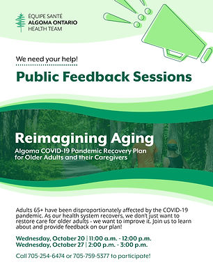 Public Feedback Session Poster (layered)