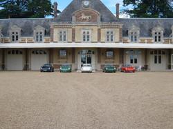 Exemple Les Ecuries & Porsche