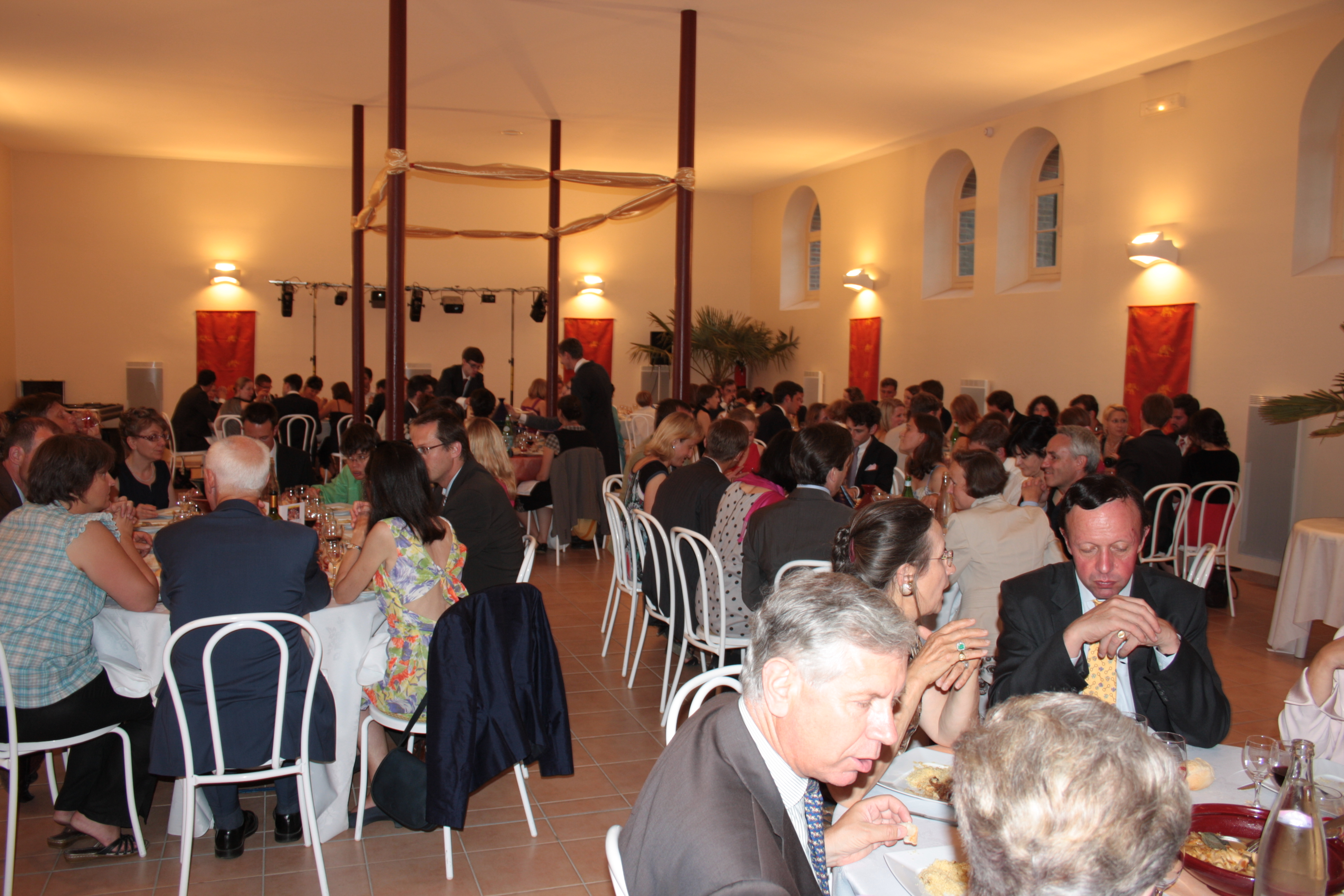 Exemple salle mariage