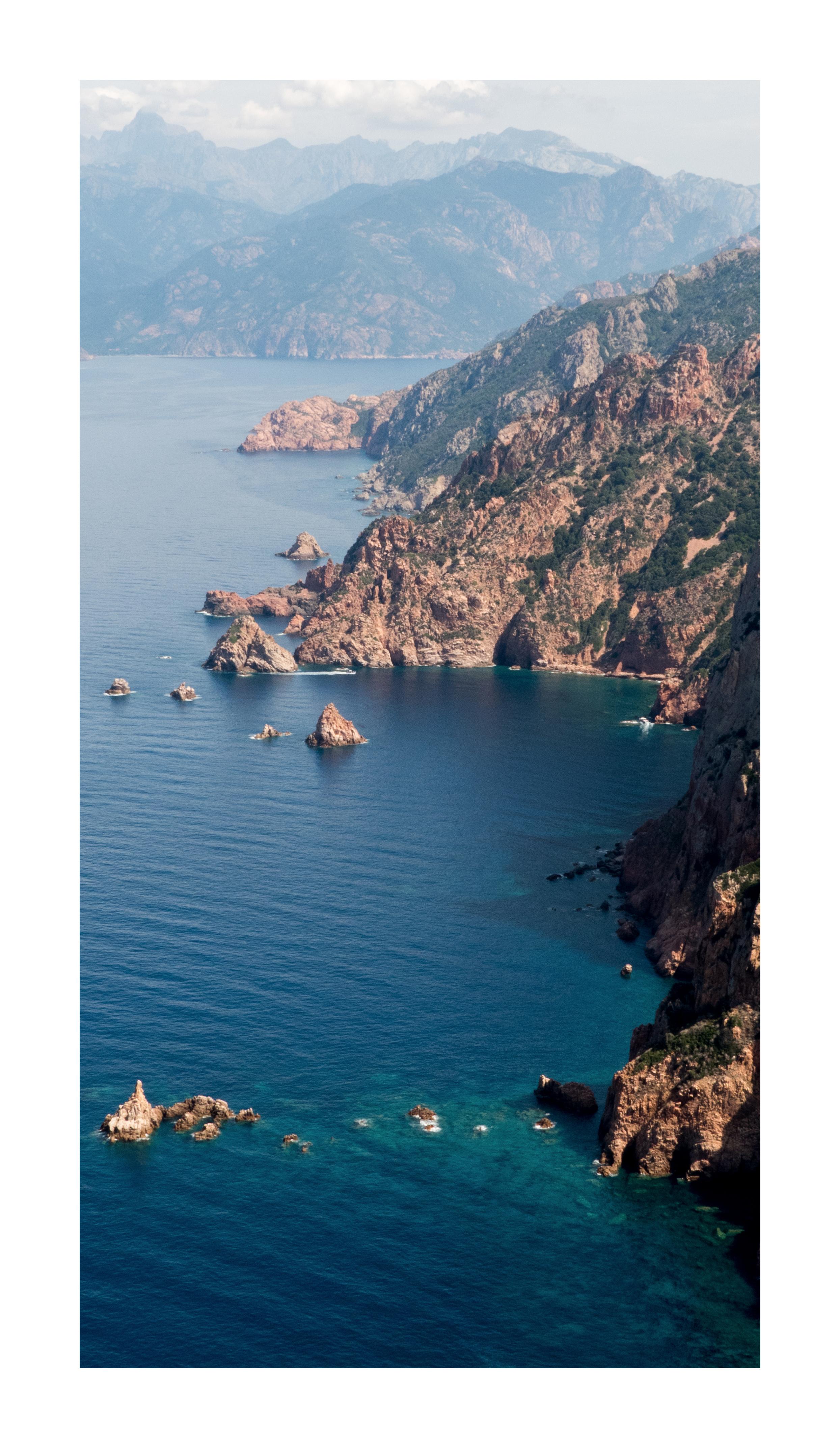 Capo Rosso - Corse