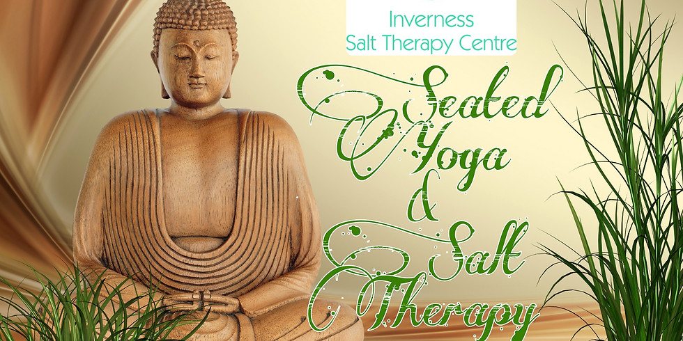 Seated Yoga and Salt Therapy Class