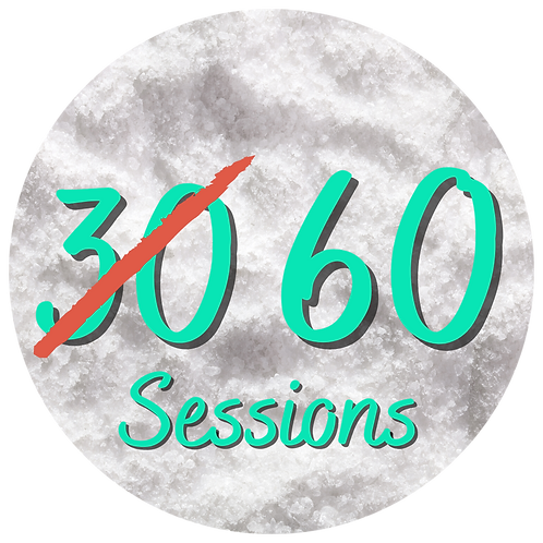 30 sessions (Buy one Get One Free)