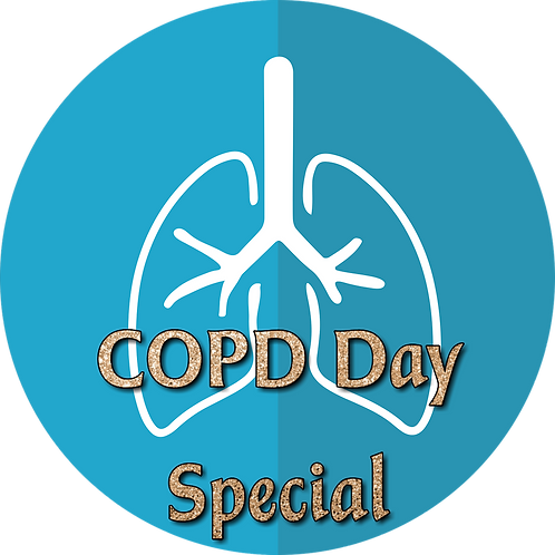30 Salt Therapy Sessions (World COPD Day Special)