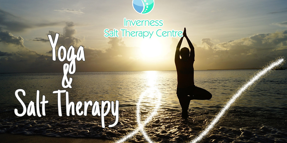 Yoga and Salt Therapy Class
