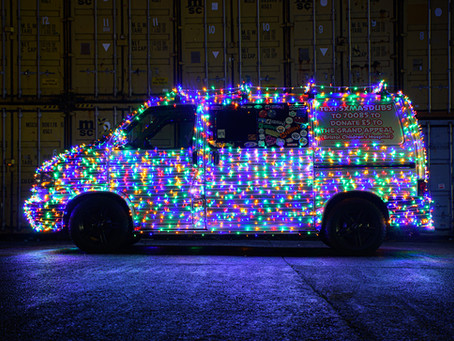 December Van of the month!