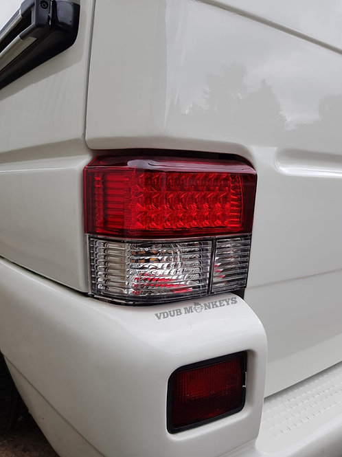 T4 LED REAR LIGHTS CLEAR