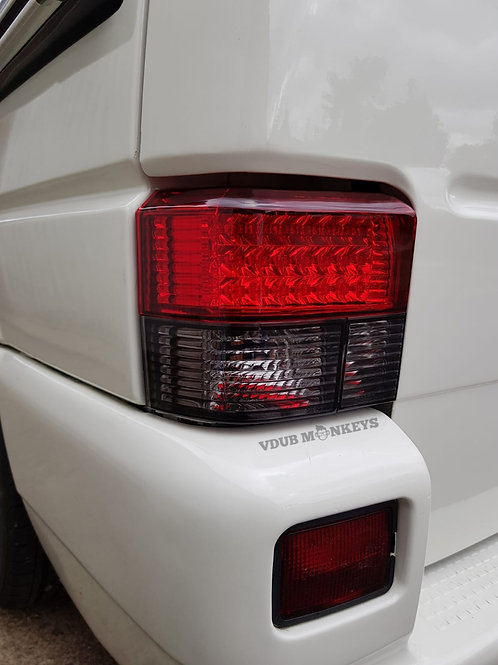 T4 LED REAR LIGHTS SMOKED