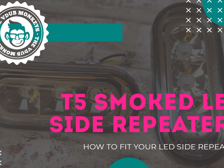 How to fit your T5 LED Side repeaters