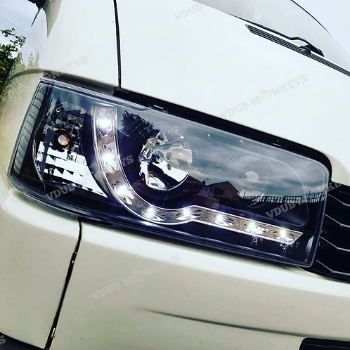 T4 FRONT DRL HEADLIGHTS