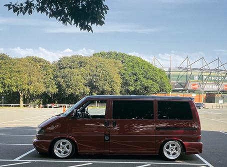 August Van Of The Month