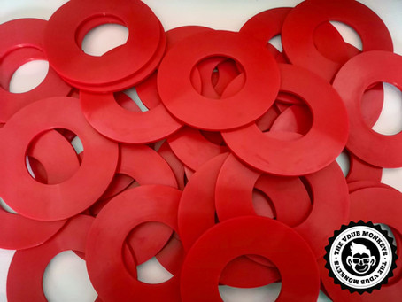 3mm Poly Lowering Shims
