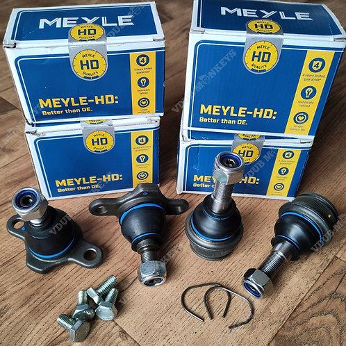 VW T4 MEYLE HD FULL SET BALL JOINTS 90-95