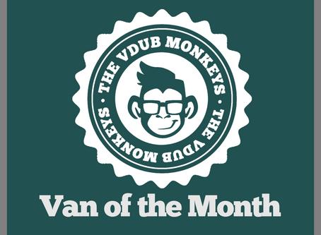 Van of the Month!
