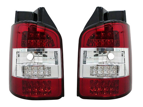 T5 & T5.1 LED REAR LIGHTS RED & CLEAR