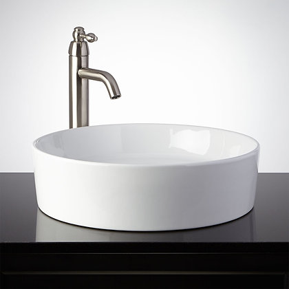 Lavamanos Porcelana - Circular