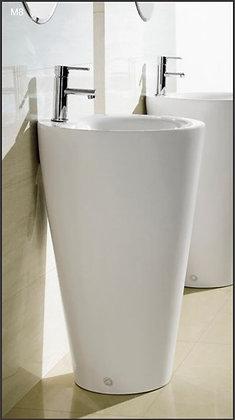 Lavamanos Pedestal + mezcladora