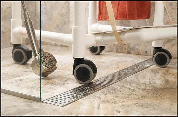 Desagüe de piso - Lineal