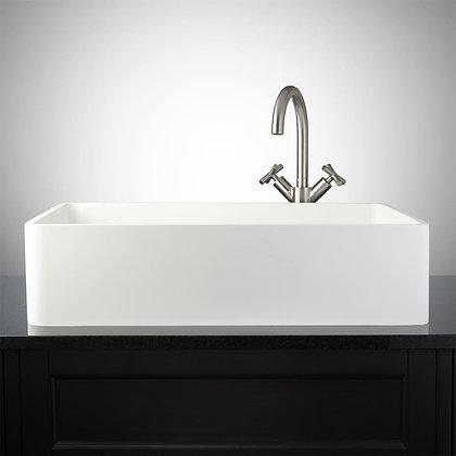 Lavamanos Porcelana - Rectangular 2