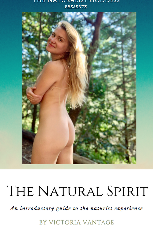 Bundle- Ebook & Audio Book- The Natural Spirit
