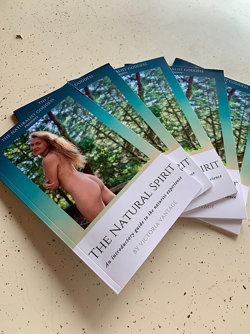 HOLIDAY ORDER-The Natural Spirit Second Edition in Paperback