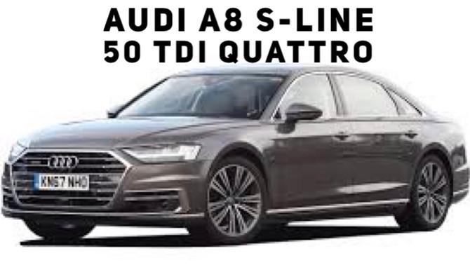 Audi A8 S-Line TDI
