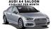 Audi A4 Saloon TFSI