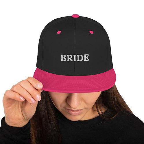 Bride Snapback Hat