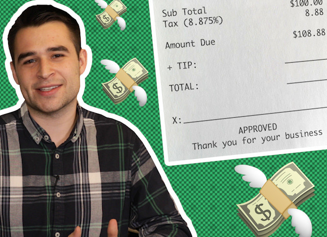 This simple tipping trick could save you over $400 a year