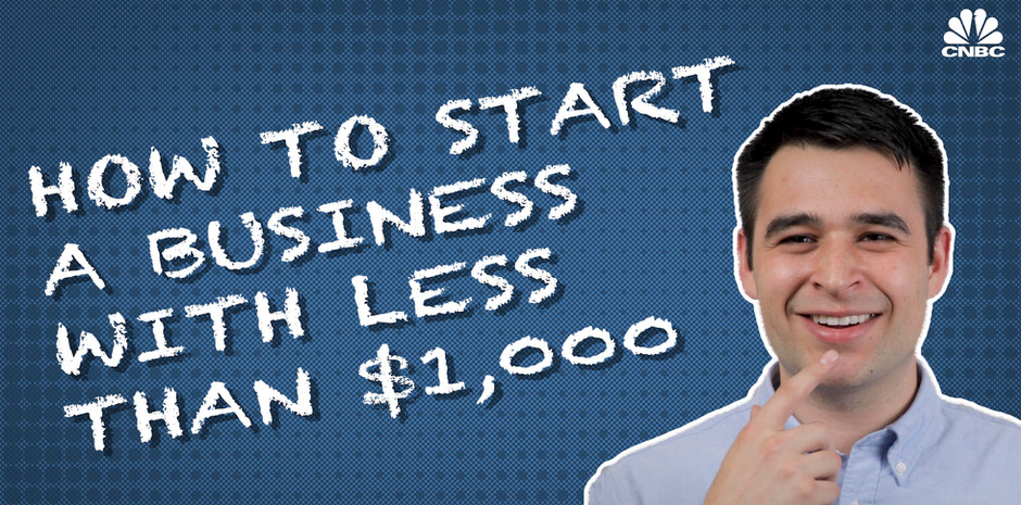 I just started a business with less than $1,000 and I have no idea what I'm doing