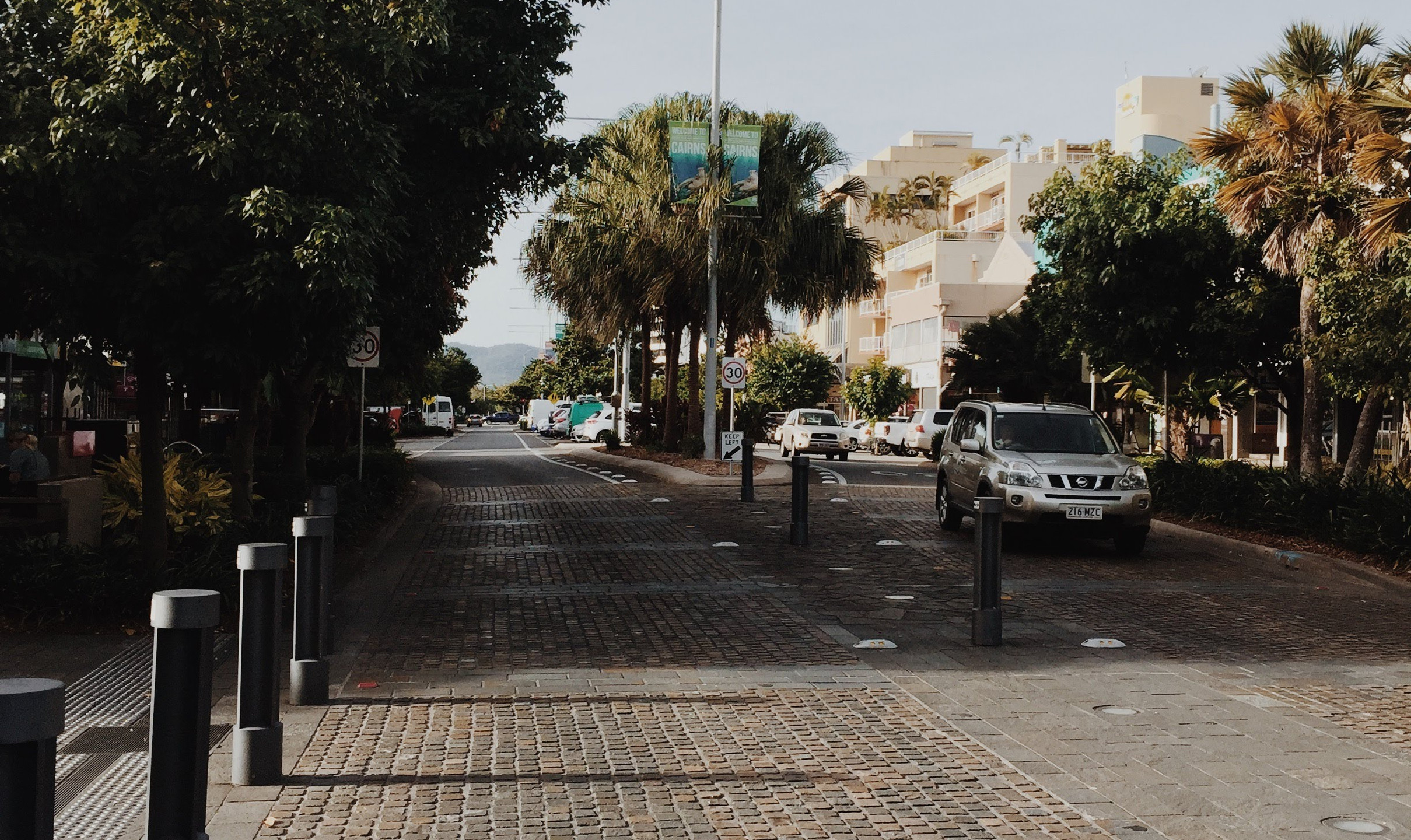 Cairns Streets
