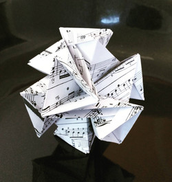 Origami Model: Void