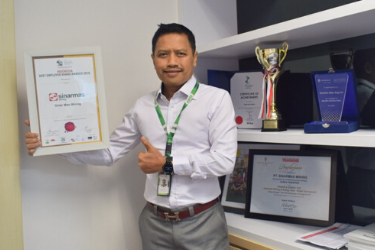 Sinar Mas Mining Raih Indonesia Best Employer Brand Awards 2019