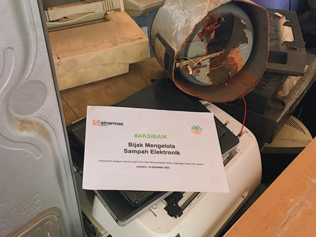 SMM #AksiBaik: Bijak Mengelola Sampah Elektronik