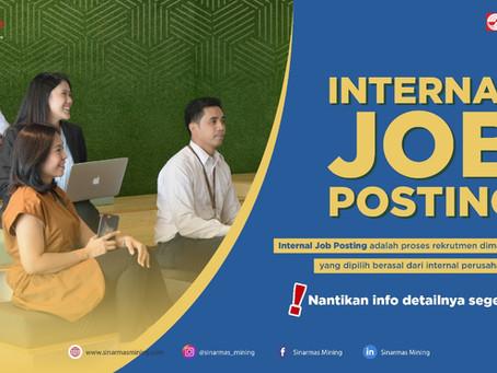 Internal Job Posting (IJP): Apa, Kenapa, Bagaimana dan Kapan