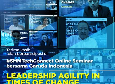 [Sesi SMM] Rangkuman Tanya-jawab dari Seminar Online SMM & Garuda Indonesia