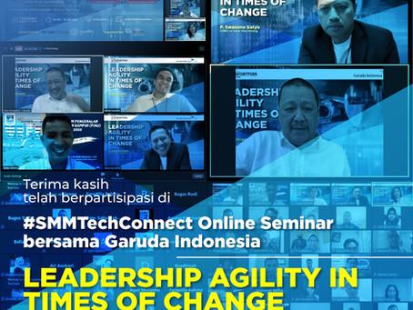 [Sesi GIAA] Rangkuman Sesi Tanya-jawab dari Seminar Online SMM & Garuda Indonesia
