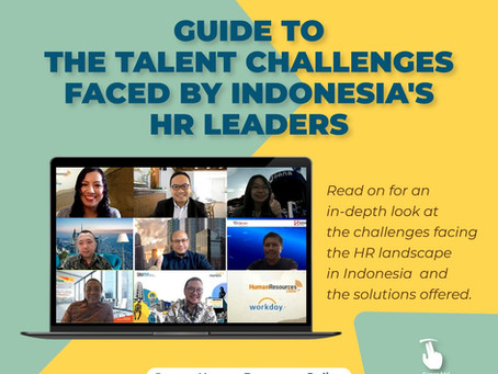 Virtual Indonesia's CHRO Roundtables: Tantangan Para Pemimpin HR di Indonesia Beserta Solusinya